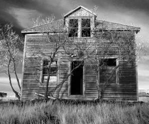 Leyenda de la casa del miedo