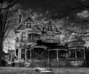 El fantasma de la escuela abandonada