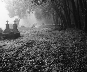 La leyenda de la pelirroja del cementerio