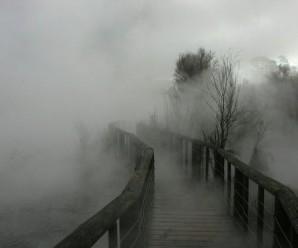 Leyenda de La Sombra en el puente