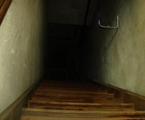 Leyenda de El cementerio del sótano