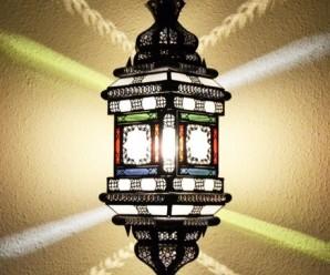 La lámpara diabólica