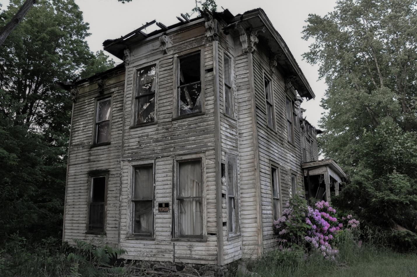 Leyenda de La casa poseída