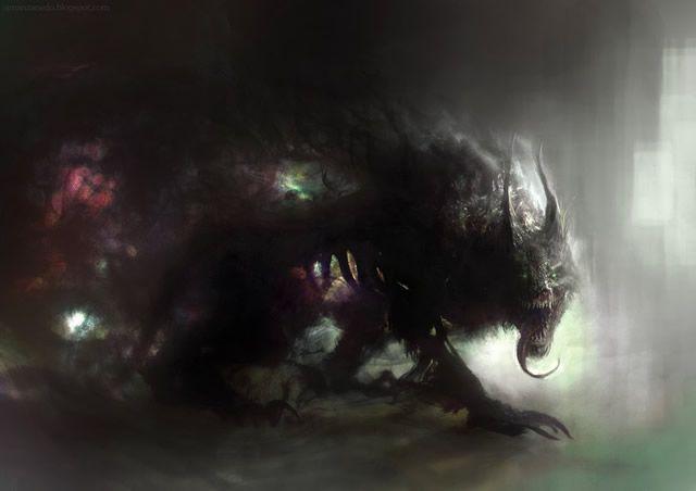 leyenda urbana el perro del diablo