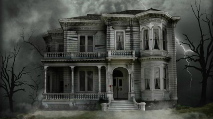 Leyenda Urbana La casa abandonada