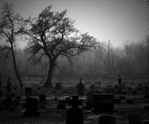 Leyenda Urbana: Los niños del cementerio quieren jugar