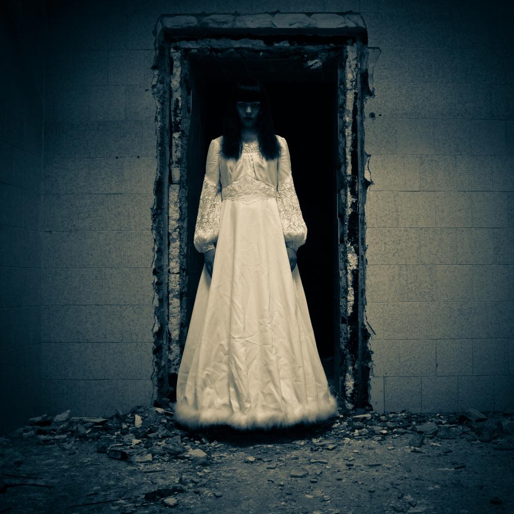 cuento de terror La novia perdida