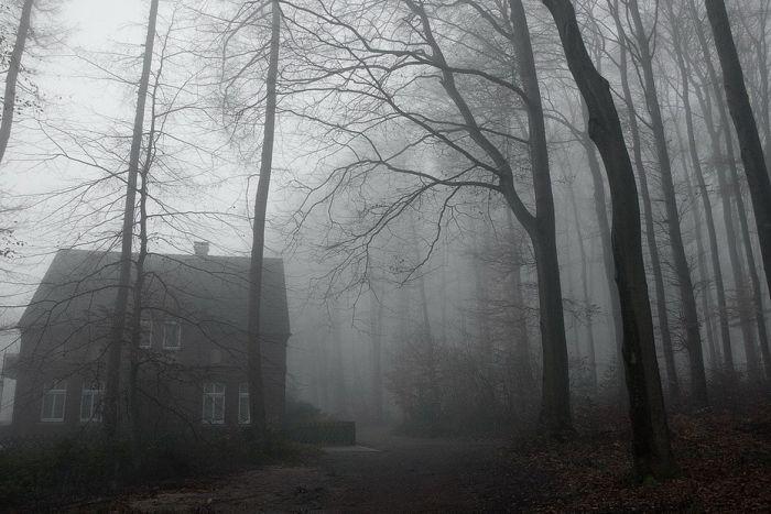 leyenda de terror El hogar maldito