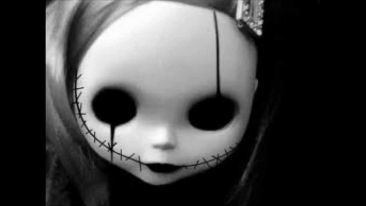 cuento de terror La muñeca de trapo maldita