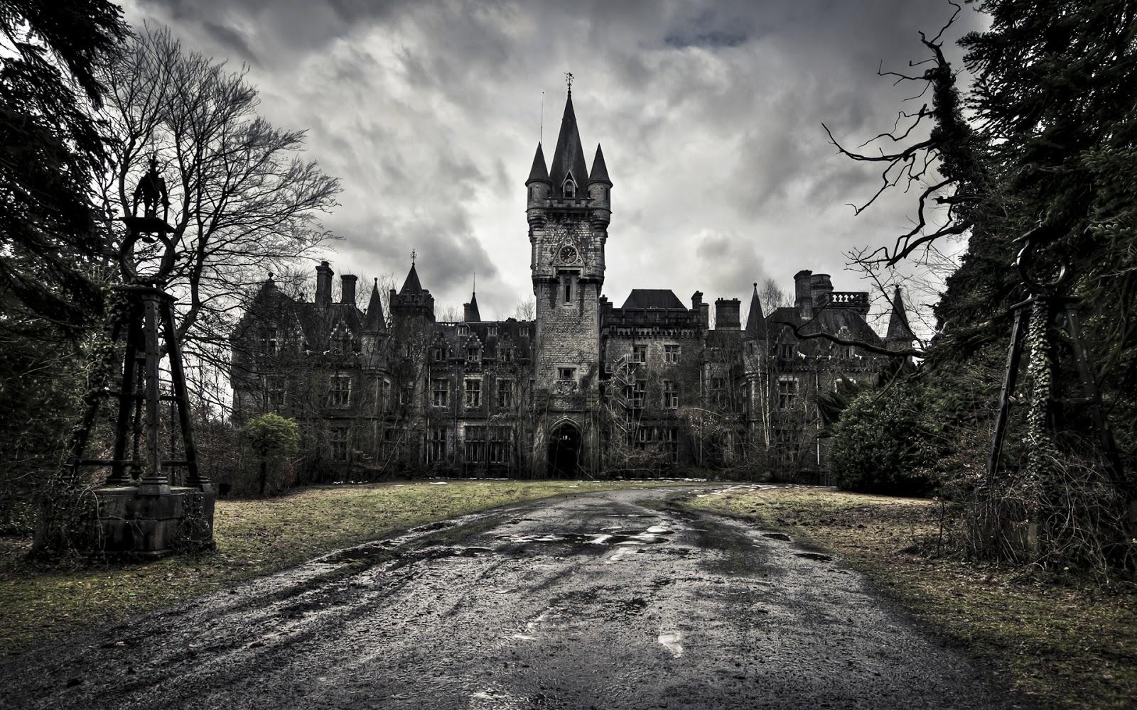 Leyenda de Terror La casa del jardín