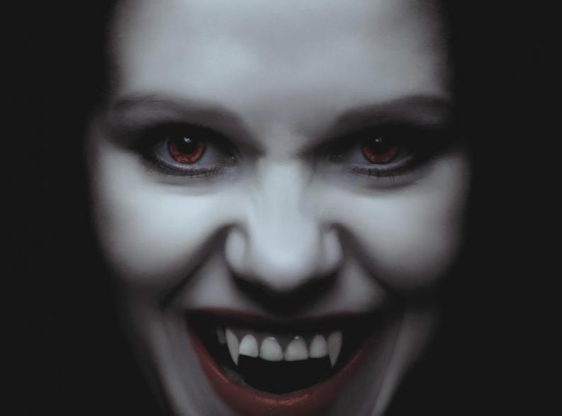 historia de terror el mito de los vampiros