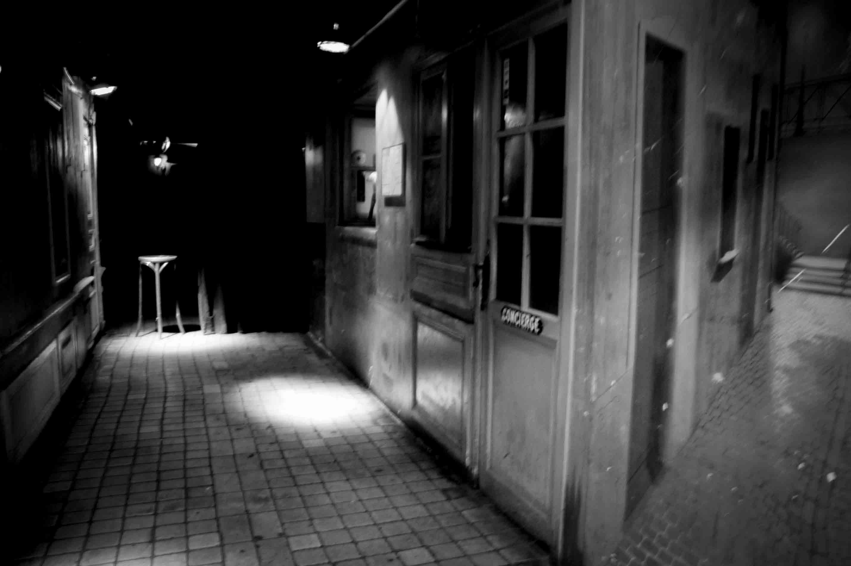 Leyenda Urbana El misterio del bar